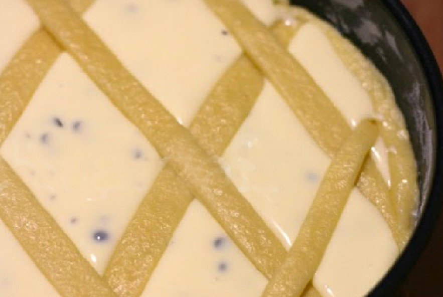 Crostata al mascarpone con gocce di cioccolato - Step 3 - Immagine 3
