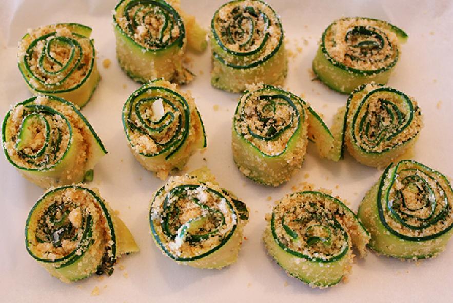 Rose di zucchine - Step 3 - Immagine 1