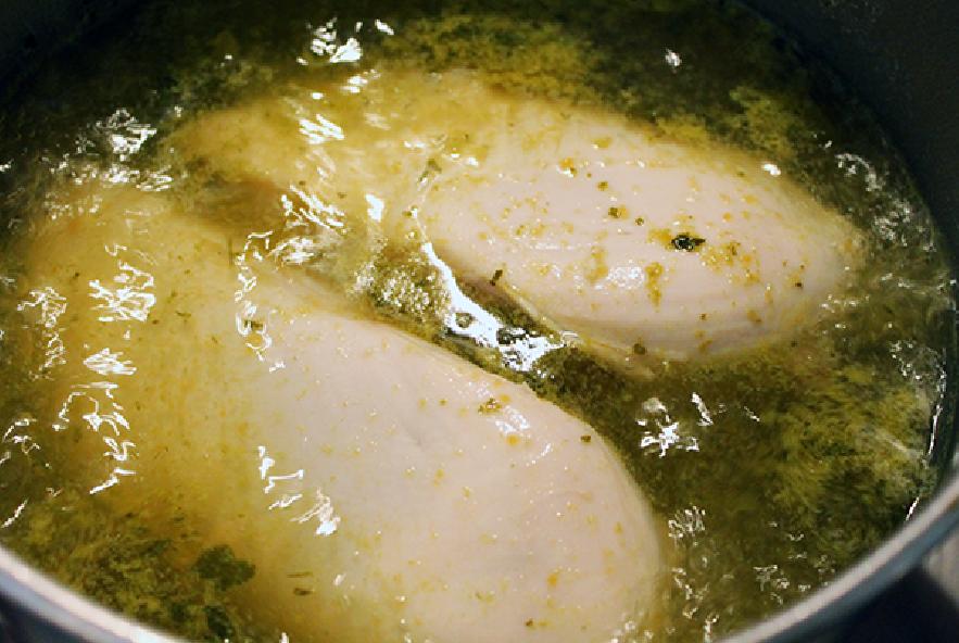 Insalata di pollo e peperoni - Step 1 - Immagine 1