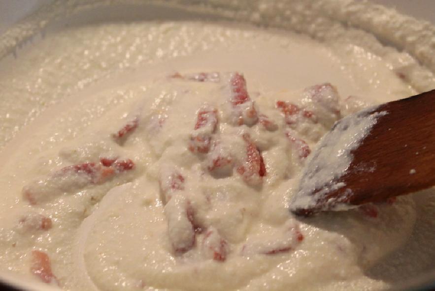 Pasta al pesto di pistacchio - Step 3 - Immagine 1