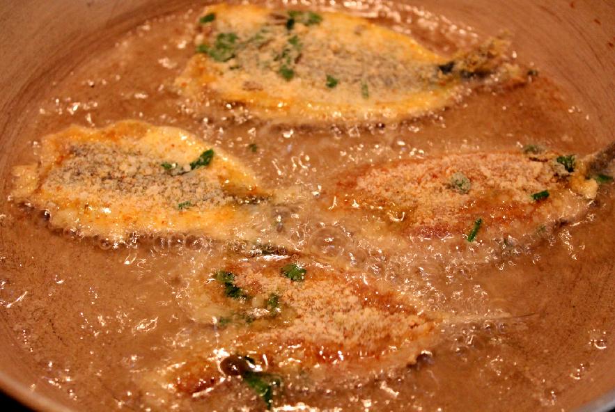 Sarde fritte con insalata fresca d'inverno - Step 3 - Immagine 1