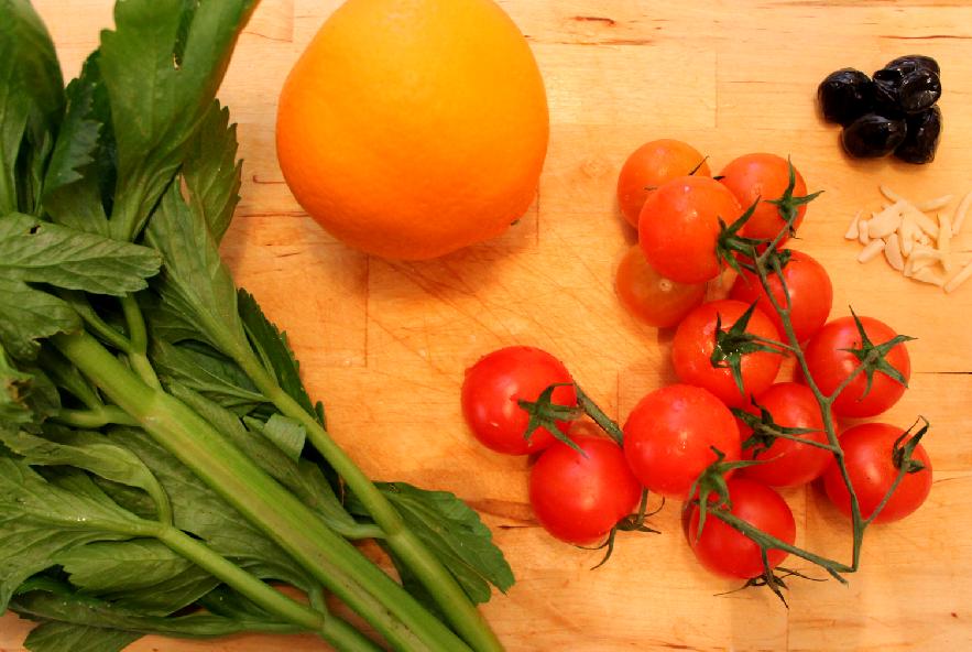 Sarde fritte con insalata fresca d'inverno - Step 4 - Immagine 1