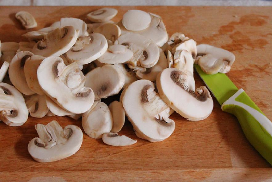 Terrina di patate, funghi e melanzane - Step 2 - Immagine 1