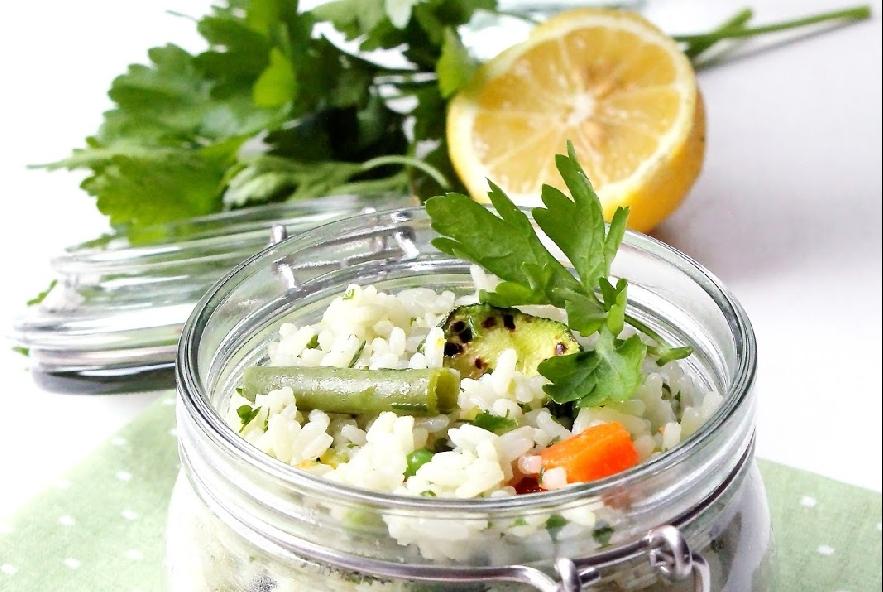 Insalata di riso con cremolada e verdure - Step 5 - Immagine 1
