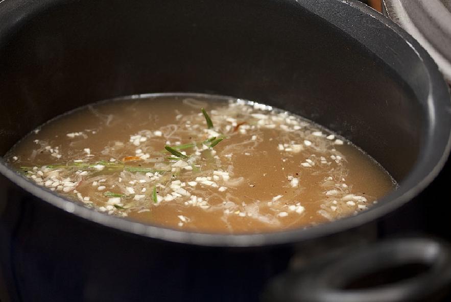 Zuppa di scalogno - Step 2 - Immagine 1