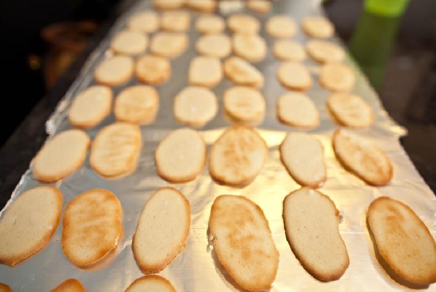 Biscotti alla nutella - Step 4 - Immagine 1