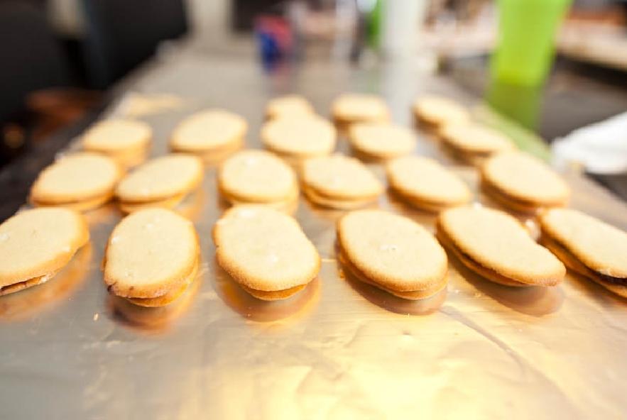 Biscotti alla nutella - Step 5 - Immagine 1