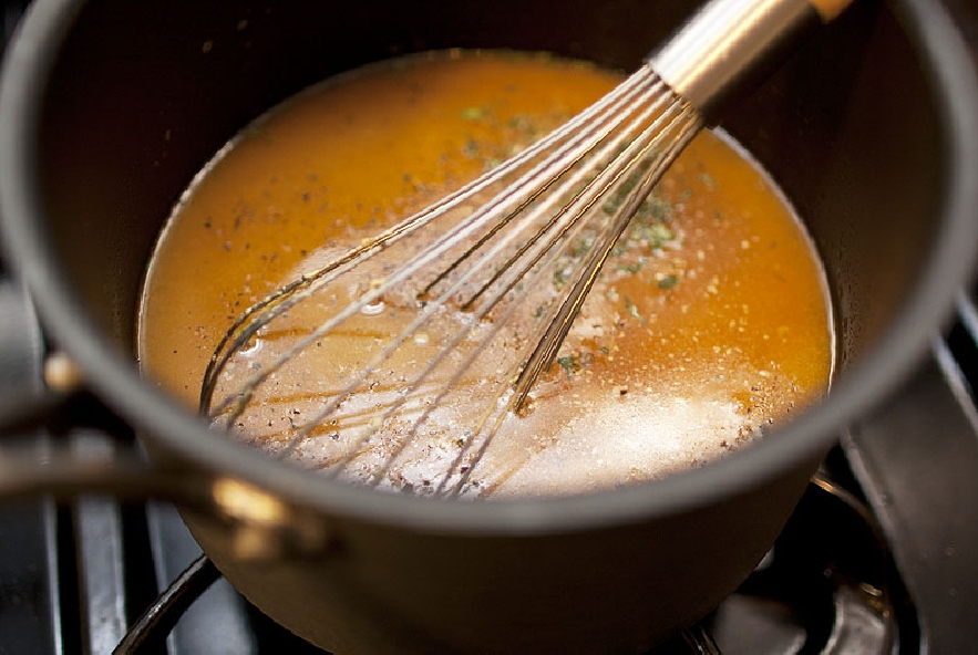 Zuppa di zucca con scalogni croccanti - Step 1 - Immagine 3