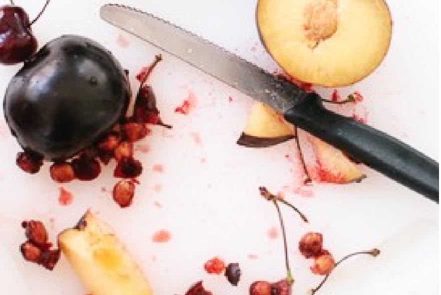 Gelato balsamico alla frutta - Step 1 - Immagine 1