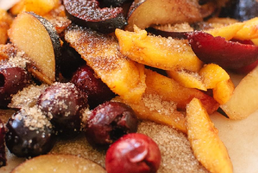 Gelato balsamico alla frutta - Step 2 - Immagine 1