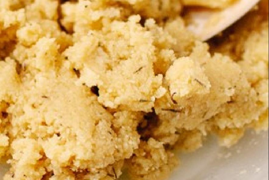 Quiche di rucola e funghi con farina di mandorle - Step 1 - Immagine 1