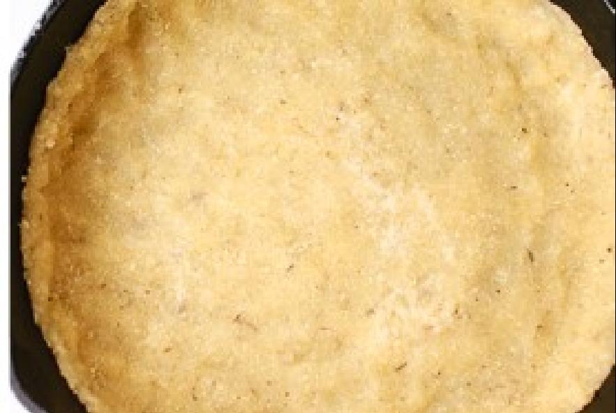 Quiche di rucola e funghi con farina di mandorle - Step 2 - Immagine 1