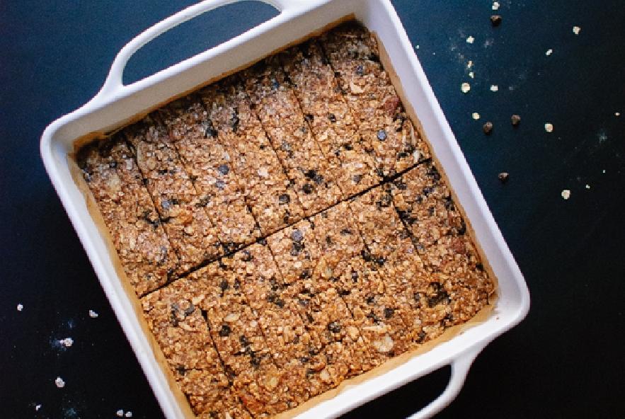 Croccantini di granola al miele e cioccolato - Step 5 - Immagine 1