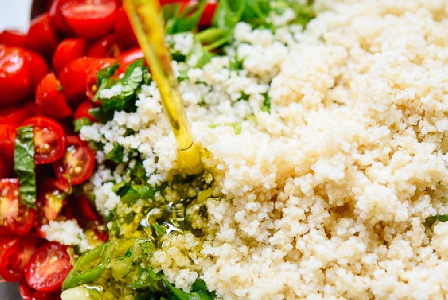 Tabbouleh con pomodorini e avocado - Step 4 - Immagine 1