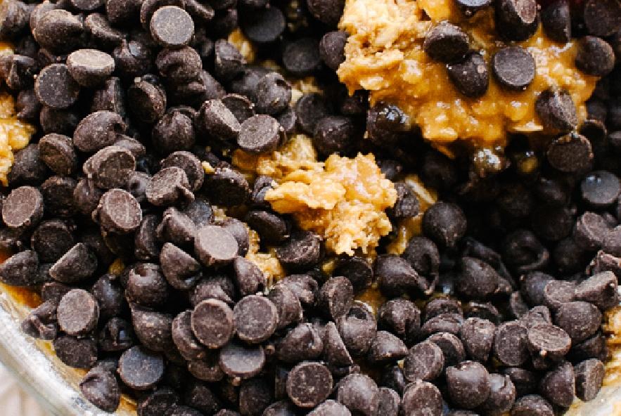 Biscotti d'avena e gocce di cioccolato - Step 2 - Immagine 3