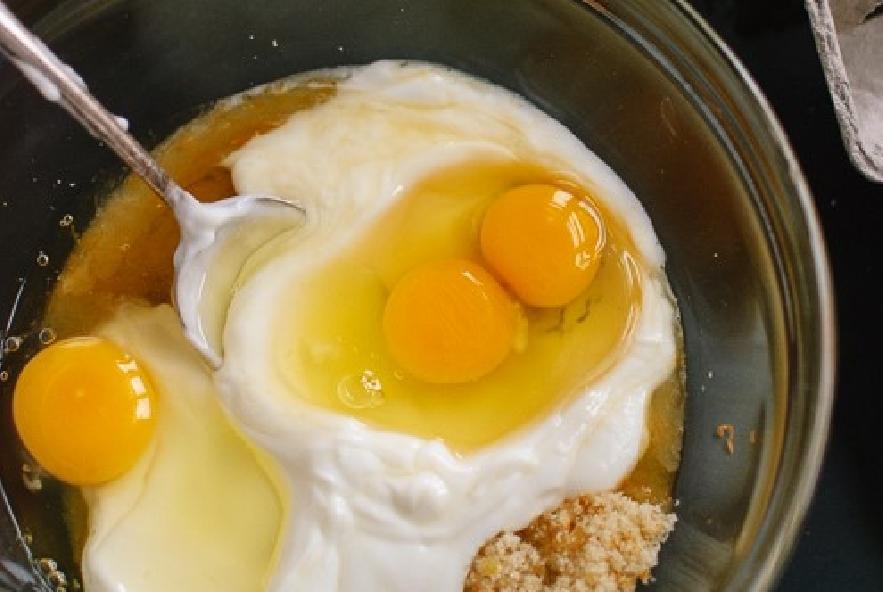 Plumcake all'arancia con semi di papavero - Step 3 - Immagine 1