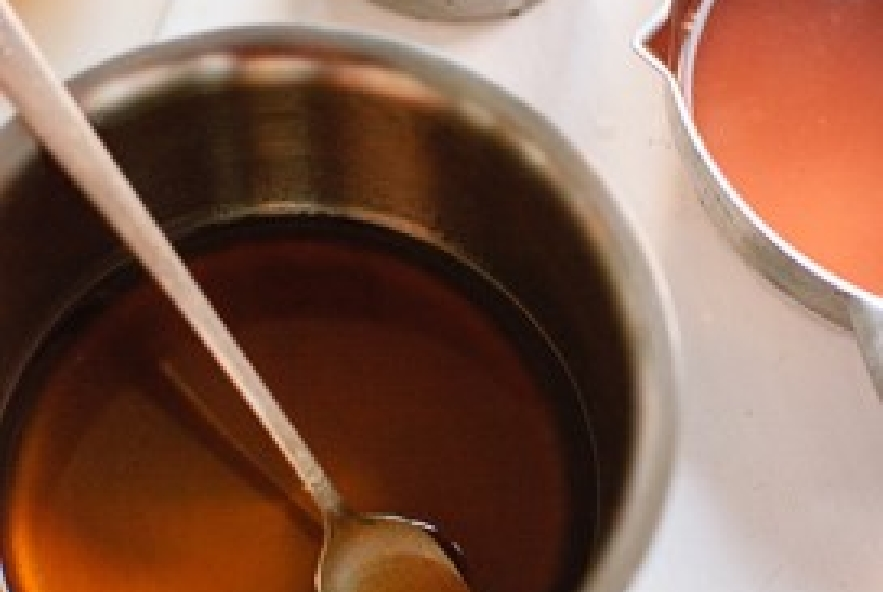 Cocktail al pompelmo rosso e rosmarino - Step 1 - Immagine 1