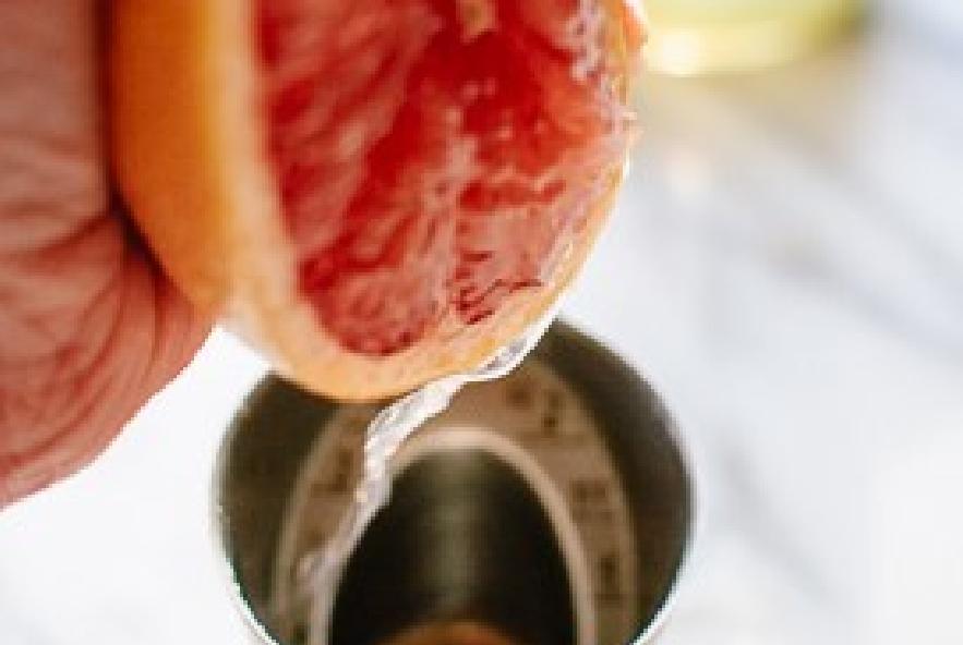 Margarita al pompelmo speziato - Step 2 - Immagine 1