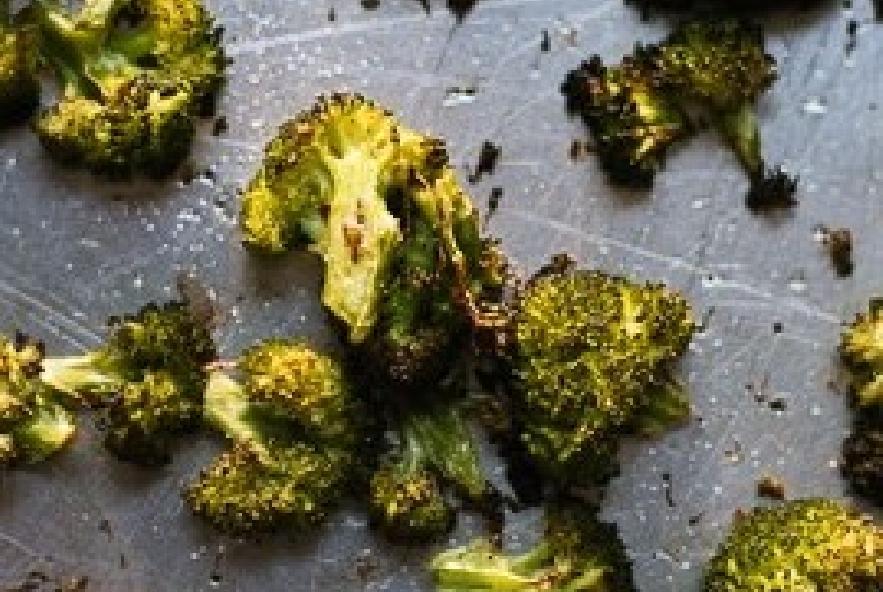 Bruschette con hummus e broccoli arrostiti - Step 1 - Immagine 1