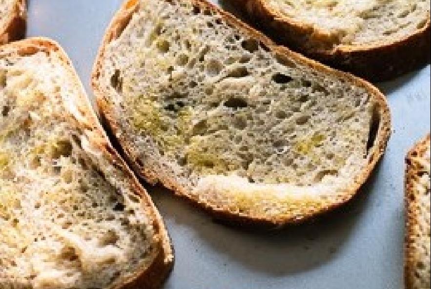 Bruschette con hummus e broccoli arrostiti - Step 2 - Immagine 1