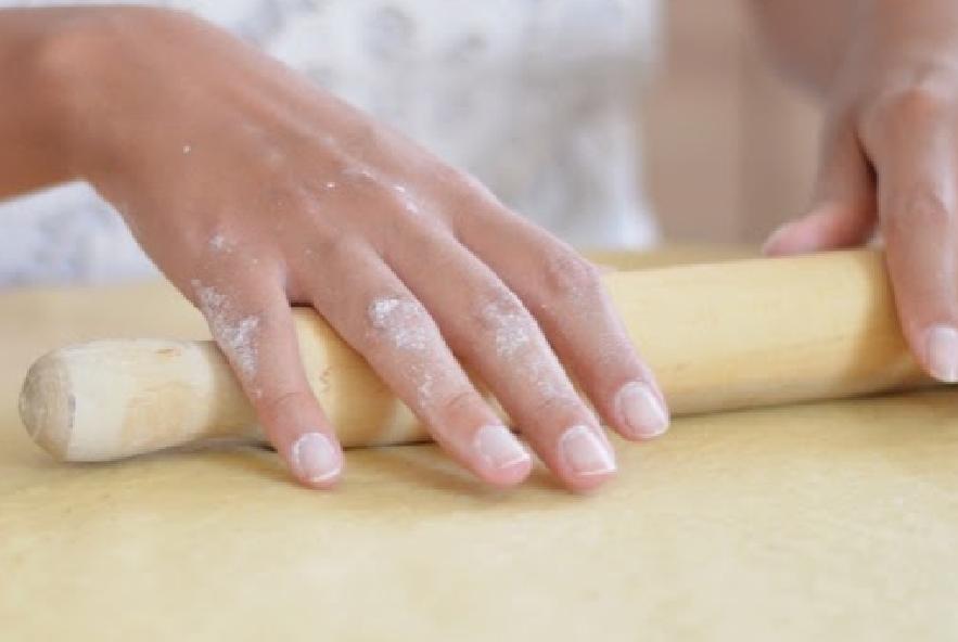 Girelle soffici alla crema e cioccolato - Step 3 - Immagine 1