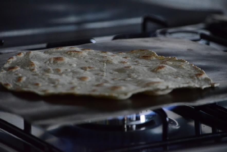 Piadine con esubero rinfresco lievito naturale - Step 3 - Immagine 1