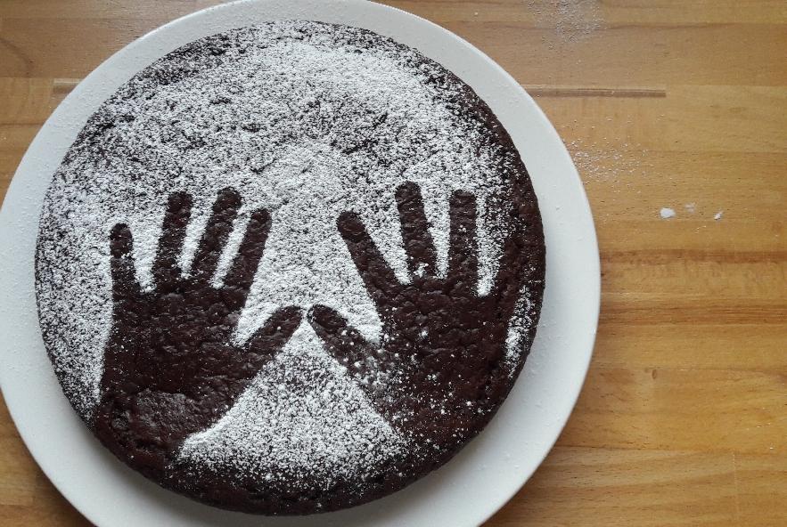 Torta veloce al cioccolato - Step 2 - Immagine 1