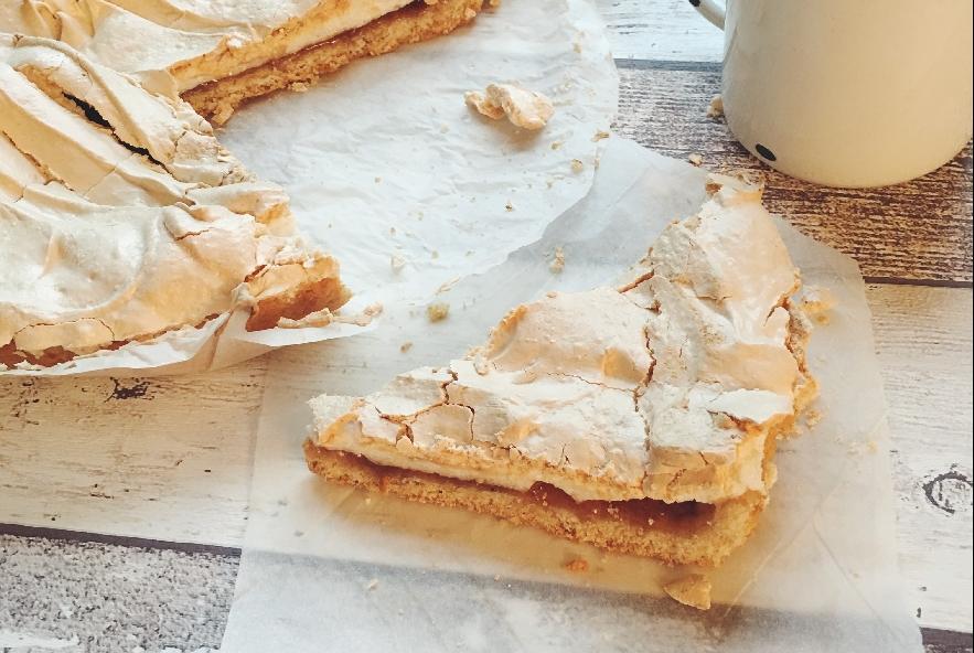 Crostata meringata senza lattosio - Step 7 - Immagine 1