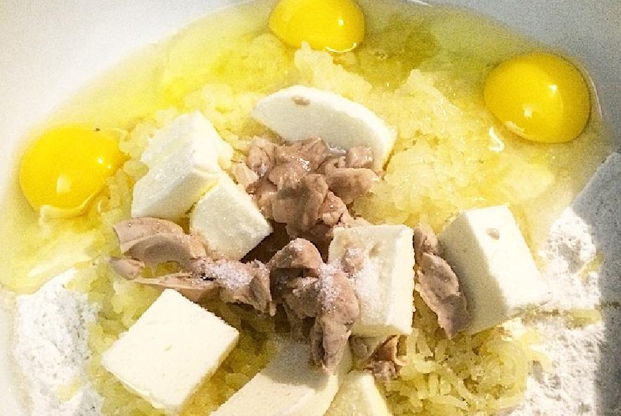 I cacchioni di zia tina alias fagottini di patate - Step 1 - Immagine 1
