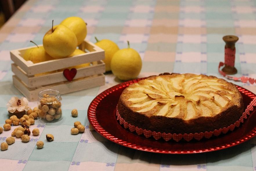 Torta di mele alle nocciole - Step 8 - Immagine 1