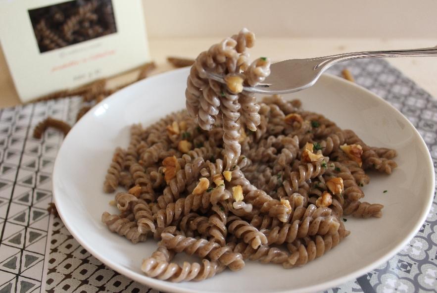 Fusilli di grano saraceno con taleggio - Step 2 - Immagine 1