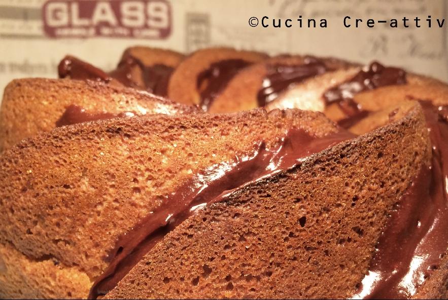 Torta al cioccolato, arance e rhum - Step 3 - Immagine 1