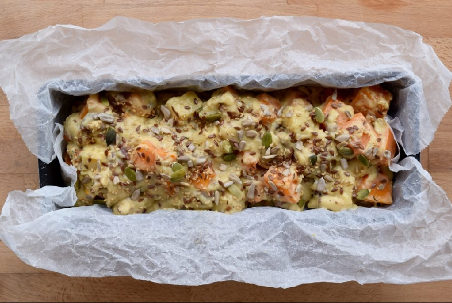 Plum-bread zucca e noci - Step 5 - Immagine 1
