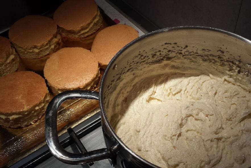 Torta alle mandorle e cioccolato bianco - Step 7 - Immagine 2