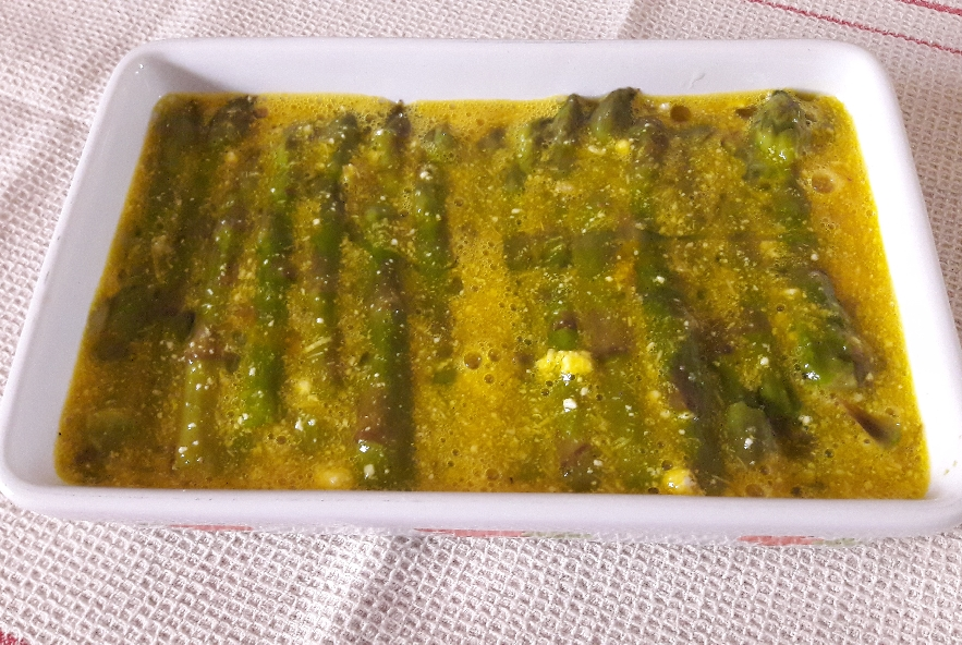 Tortino di asparagi - Step 5 - Immagine 1