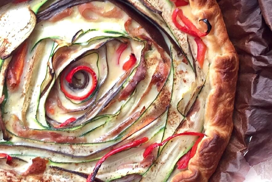 Torta di verdure - Step 4 - Immagine 1