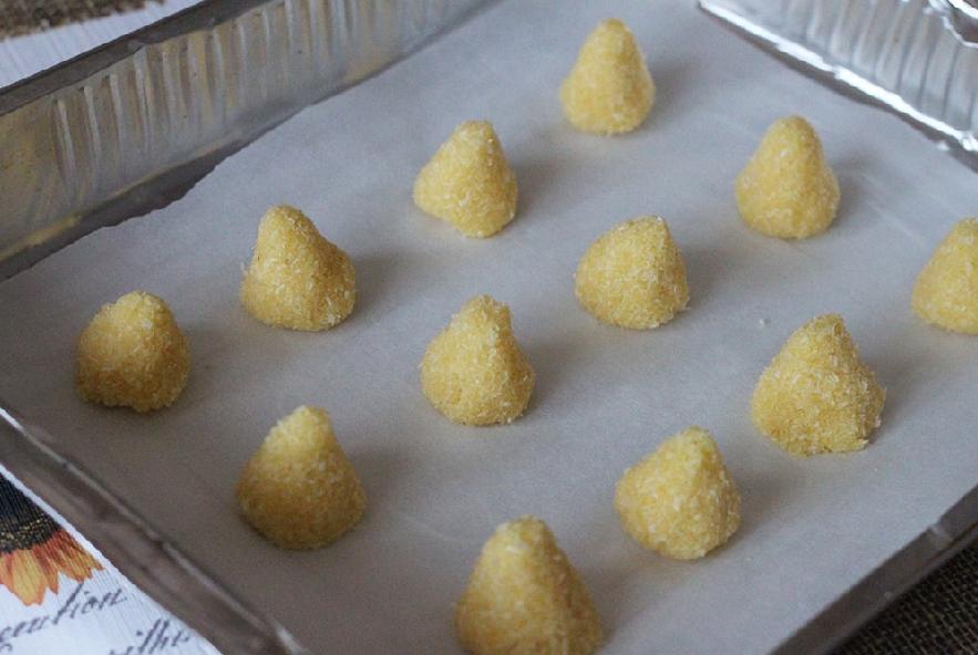 Coquitos, dolcetti al cocco - Step 3 - Immagine 1