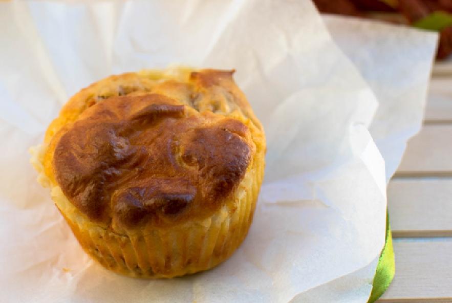 Muffin salati ai pomodori secchi - Step 7 - Immagine 1