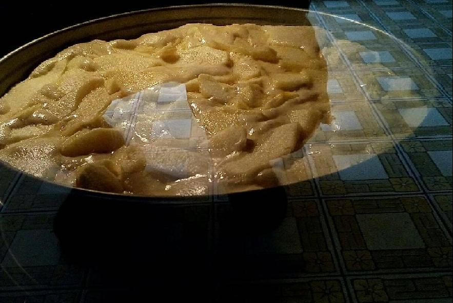 Torta di mele ricetta allan bay modificata - Step 3 - Immagine 1