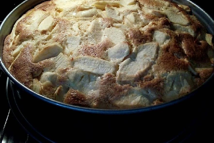 Torta di mele ricetta allan bay modificata - Step 4 - Immagine 1