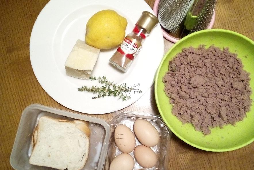 Polpettine (di lesso) al limone - Step 1 - Immagine 1
