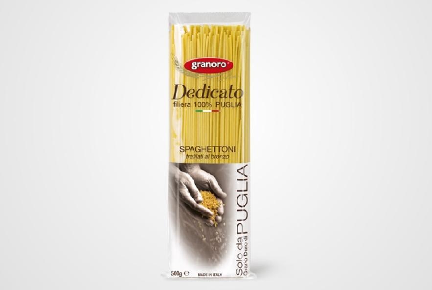 Spaghettoni al datterino giallo acciughe e guttiau - Step 2 - Immagine 2