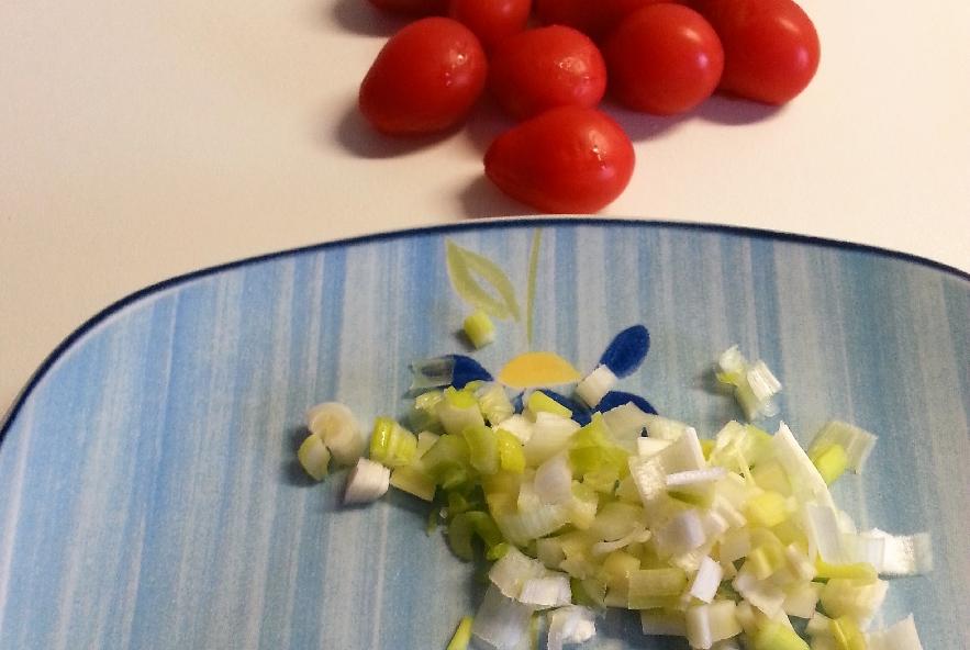 Spaghetti con gamberetti e crema di avocado - Step 2 - Immagine 1