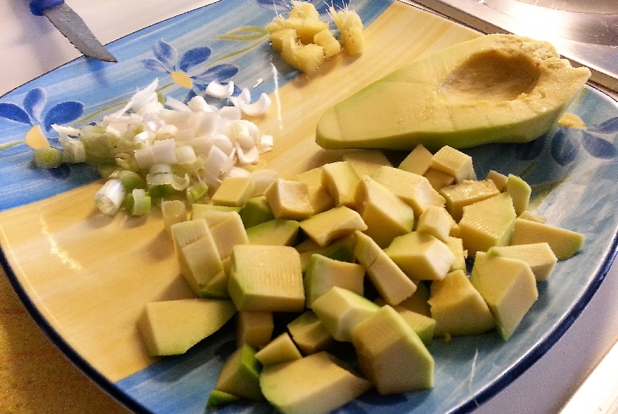 Tonno in crosta su crema di avocado - Step 2 - Immagine 1