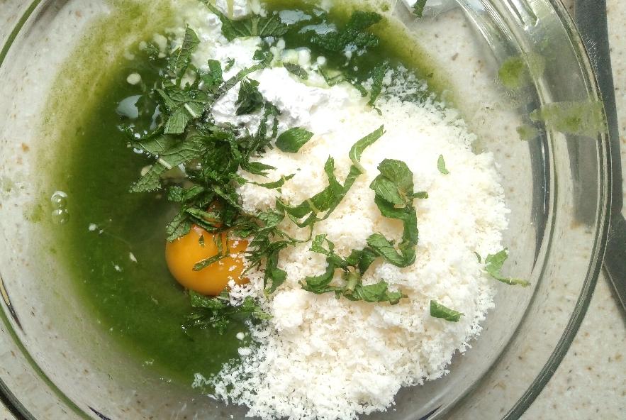 Crostatine salate coi baccelli - Step 4 - Immagine 1