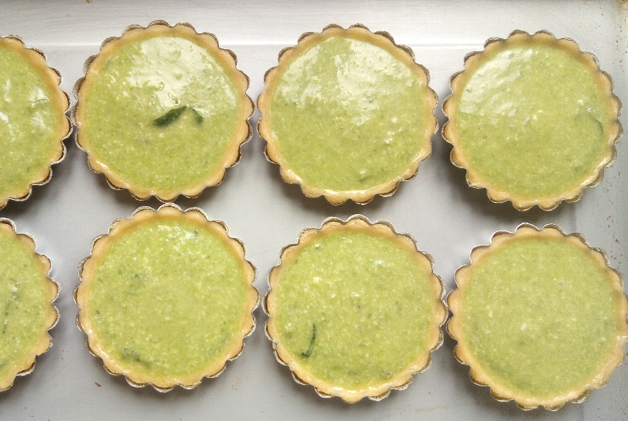 Crostatine salate coi baccelli - Step 5 - Immagine 2