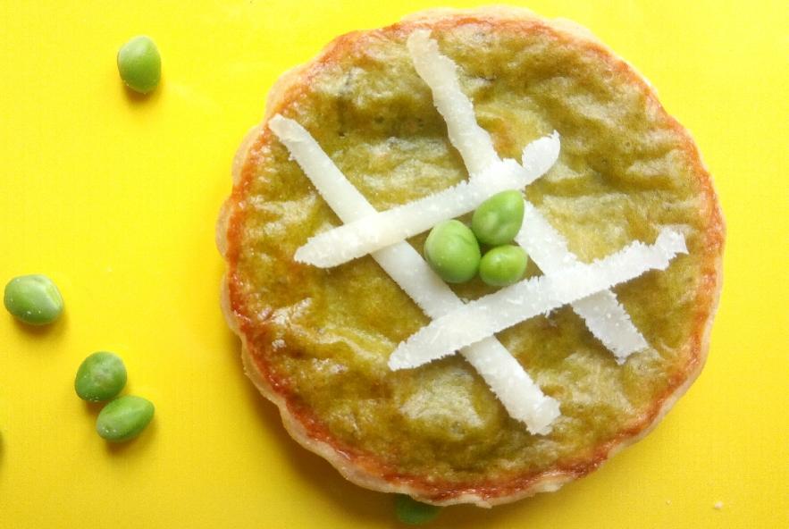Crostatine salate coi baccelli - Step 5 - Immagine 3
