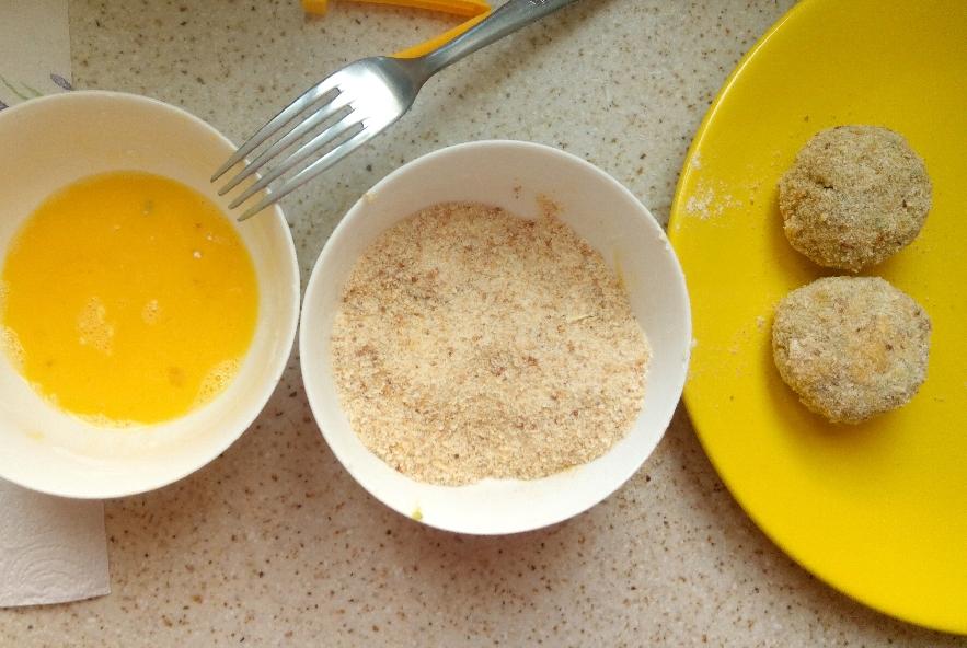 Crocchette di riso e piselli - Step 3 - Immagine 2