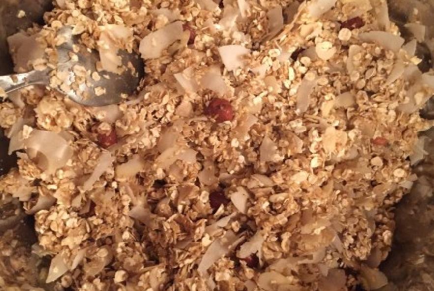 Granola homemade - Step 2 - Immagine 1