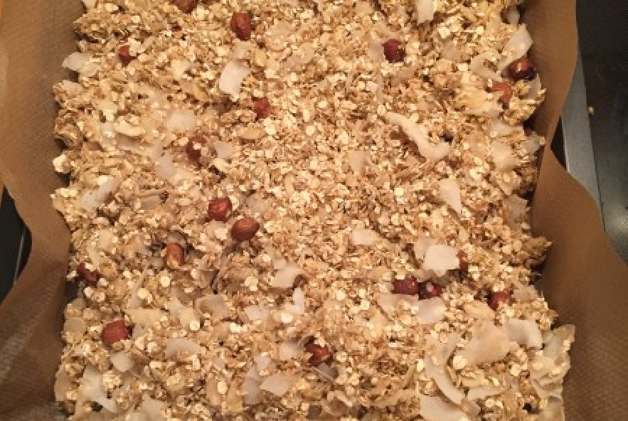 Granola homemade - Step 3 - Immagine 1